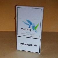 Rokok import capri menthol