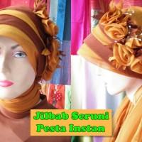 Jilbab Seruni Pesta Instan