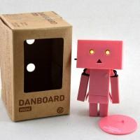 Mini Boneka Danbo Amazon Danboard - Pink