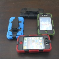 HXHKD HXT army armor case iphone 4 4G 4S extreme rugged military tough