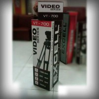 Tripod Excell Pro VT700 profesional use