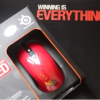 steelseries kinzu v2 red edition