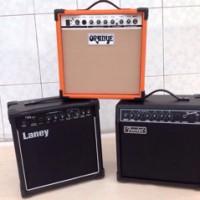 ampli laney dan orange cocok buat dikamar