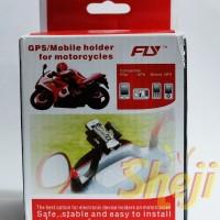harga UNIVERSAL MOUNT HOLDER / BRAKET DUDUKAN HP GPS PADA SPION MOTOR Tokopedia.com