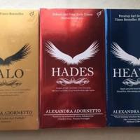 harga Halo : Alexandra Adornetto Tokopedia.com