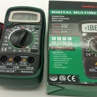 Multitester Digital Excel XL-830
