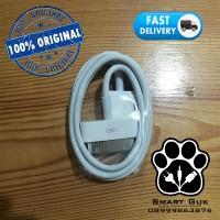 Kabel Data Charger Konektor Original 100% Iphone 3GS, 4, 4S Ipad 1, 2