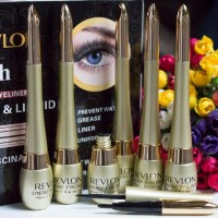 REVLON LIQUID EYELINER & PENSIL ALIS 2IN1