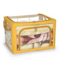 Transparan Storage Rangka Stainless
