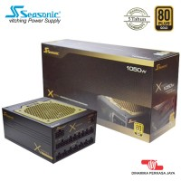 PSU SEASONIC X1050 (RETAIL) Full Modular, Full Range, 80 PLUS GOLD