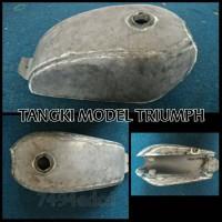 harga Tangki Japstyle Custom Model Triumph Tokopedia.com