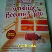 Novel Sunshine Becomes You (ilana tan)