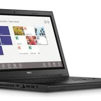 Notebook DELL Inspiron 3458 i3 + VGA Black