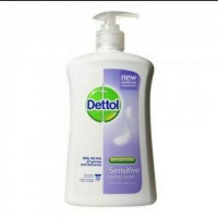 Dettol Hand Wash (Sensitive)