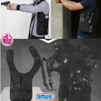 harga tas Militer sport airsoftgun pistol military spring air soft gun bag Tokopedia.com