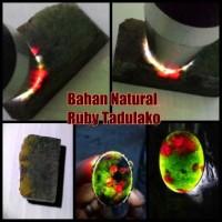 harga Bagus Bahan Batu Cincin Ruby Tadulako Natural ,Bongkahan Ruby Tadulako Tokopedia.com