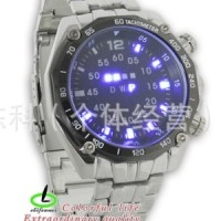 Jam Tangan Tokyoflash GEO CIRCLE Digital led Watch Tokyo Flash Cowo