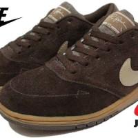 sepatu nike paul rodiguez brown