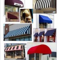Kanopi Kain Sunbrella / Canopi Kain Sunbrella Tahan 10 tahun