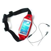harga Tas Pinggang Sabuk Casing Waterproof Touchscreen Utk Smartphone 5 Inch Tokopedia.com