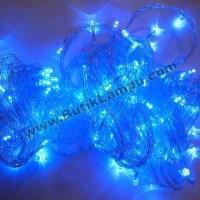 Lampu Natal LED / Twingkle LED Biru