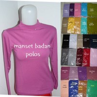 Manset Badan Kaos uk standar