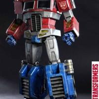 Hot Toys Transformers OPTIMUS PRIME (Starscream Version) MISB