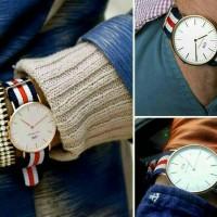 jam tangan dw daniel wellington sporty plus box exsklusif
