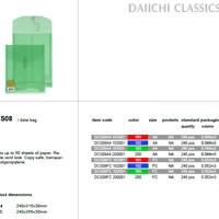 Data Bag - Daiichi Classic Series - F4 (dozen)