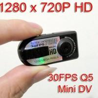 Jual Super Mini Thumb DV Q5 12 MP Full HD ( Foto, Video, Suara ) Murah