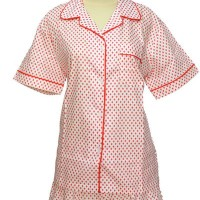 Baju tidur dewasa perempuan bahan katun jepang HPK 150903