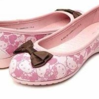 CROCS LILY HELLO KITTY / LILY HK