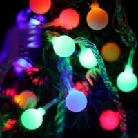 harga Lampu Led Twinkle Bulat 7 Warna Kabel Hiasan Pohon Natal Dekorasi Unik Tokopedia.com