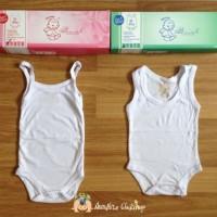 Jual BRIEL Singlet Jumper | Kaos dalam bayi Murah