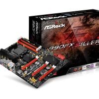 Asrock AMD Motherboard 990FX Killer