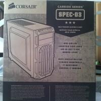 Corsair Casing Carbide SPEC-03 New!!