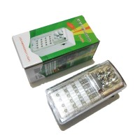 lampu emergency 4+16 Leds (cas)bater