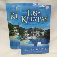 Lisa Kleypas - Blue Eyed Devil - Novel Dastan
