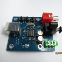 PCM2704 - USB DAC Module