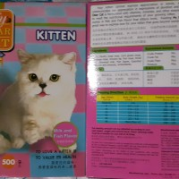 MY DEAR CAT / MDC KITTEN MILK & FISH FLAVOR 500G