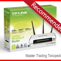 TP-LINK TL-WR941ND Wireless N Router 300Mbps