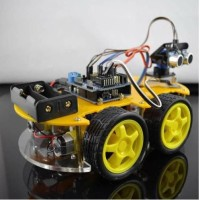 MULTI ROBOT COMMUNICATION AND TARGET TRACKING SYSTEM
