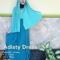 Gamis Set Jersey Adisty by Miulan