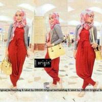 Hijab js zubir set 4in1 by origin