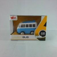 Diecast Volkswagen VW T1 Bus / Kombi Funny Series 1:36