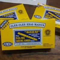 harga Brem Suling Gading Jumbo Original Madiun Tokopedia.com