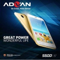 HP ADVANDROID S50D RAM 1 GB