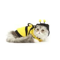 harga Baju Kucing Model Lebah Lucu Kostum Kucing Bumble Bee Tokopedia.com