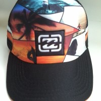 Topi Surf Billabong Light Wave Limited Edition