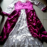 costume princess (gaun pesta bisa buat costume cosplay princess)